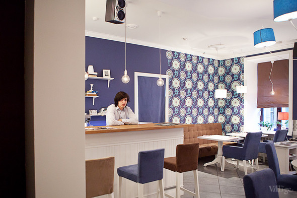 Новое место (Петербург): Кафе Abajour. Изображение № 6.