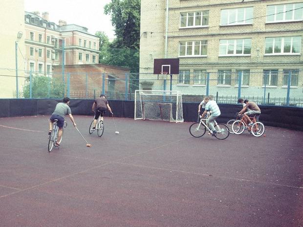 Странные игры: 5 нетрадиционных городских видов спорта. Изображение №1.
