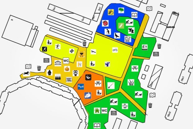 Чего хочет Москва: Четыре районных парка. Изображение № 10.
