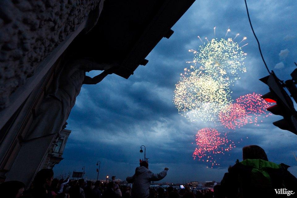 Фоторепортаж: День Победы в Петербурге. Изображение № 37.