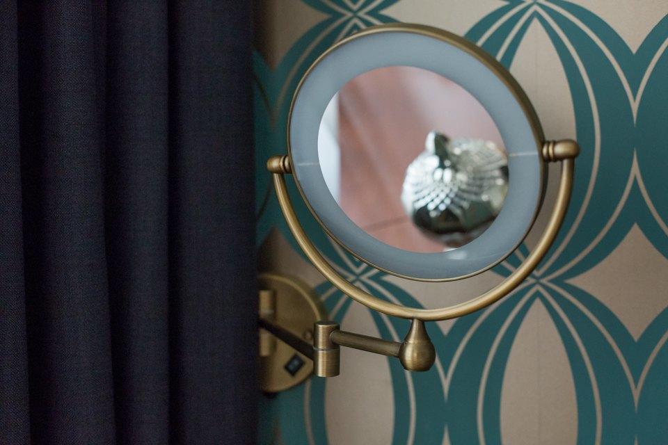 Трёхкомнатная квартира в духе модернизма на «Октябрьском поле». Изображение № 24.