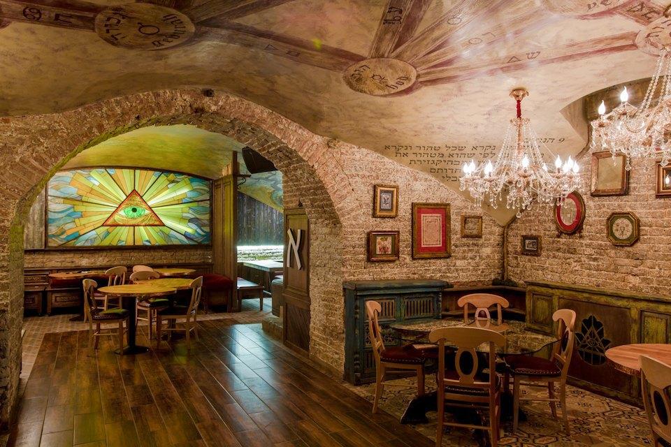 Ресторан ибар Mitzva bar. Изображение № 18.