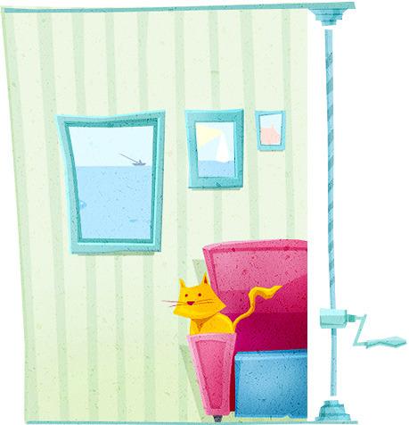 Домпросвет: Как увеличить домашнее пространство. Изображение №7.