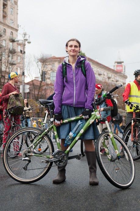 Люди в городе: участники велопарада впижамах. Изображение № 11.
