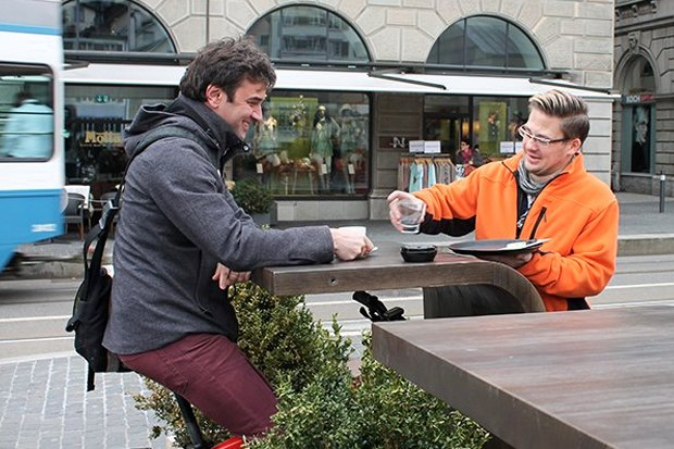Идеи для города: Велокафе в Цюрихе. Изображение № 7.