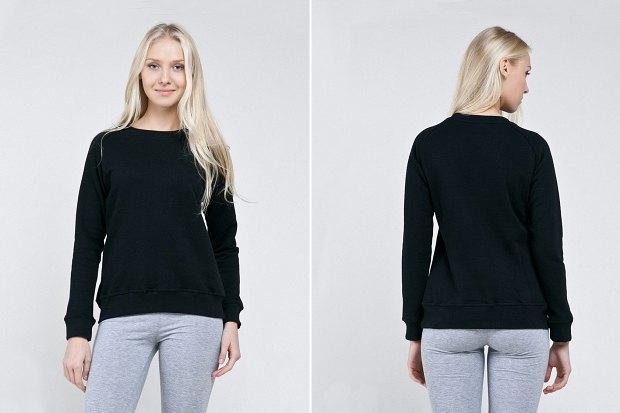 Где купить женский свитшот: 9 вариантов от1500 до12тысяч рублей . Изображение № 2.