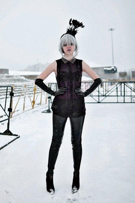 Люди в городе: Посетители концерта Lady Gaga в Москве и Петербурге. Изображение № 33.
