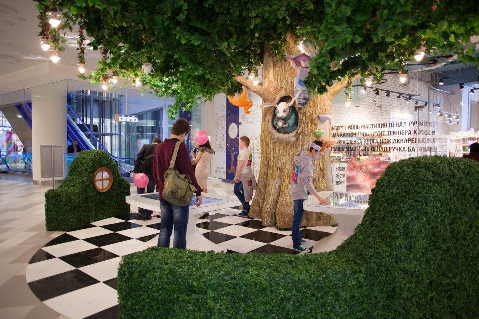 Открытие Центрального детского магазина наЛубянке. Изображение № 25.