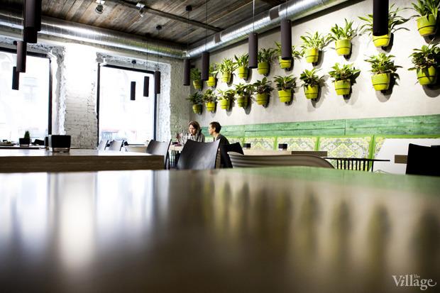Новое место: Вегетарианское кафе Fresh. Изображение № 13.