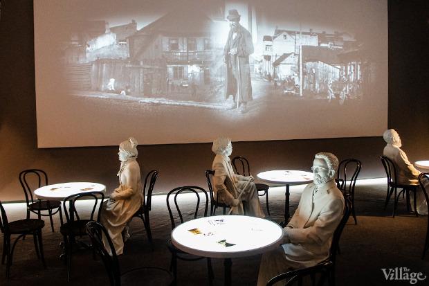 Новое место: Еврейский музей и Центр толерантности. Изображение № 10.