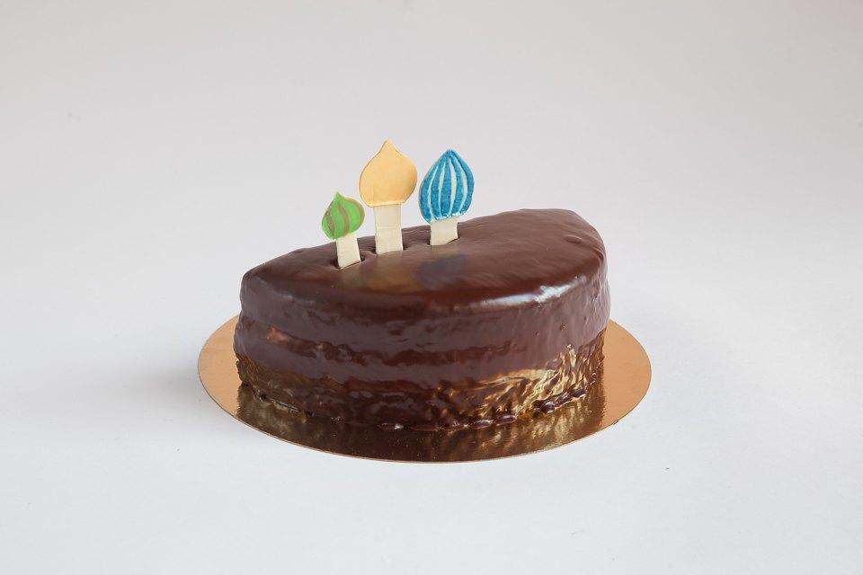 Шоколадные купола: Кондитеры готовят альтернативные торты Москвы. Изображение № 10.