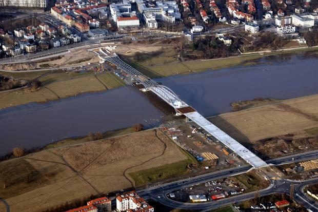 Вальдшлёсхенбрюке, март 2012-го. Изображение № 6.