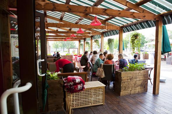 Новое место: Ресторан «Меркато». Изображение № 7.