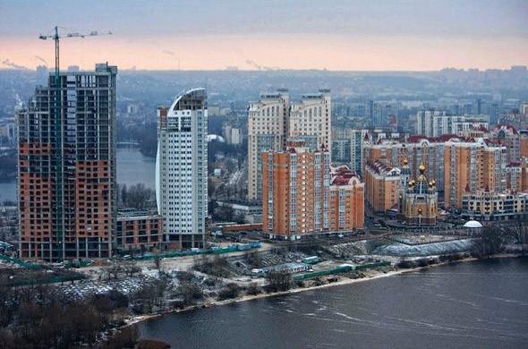 Киев, Оболонь.. Изображение № 17.