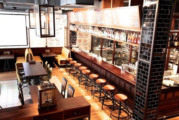 НаСтаром Арбате открылся гриль-бар Zinger Grill. Изображение № 1.