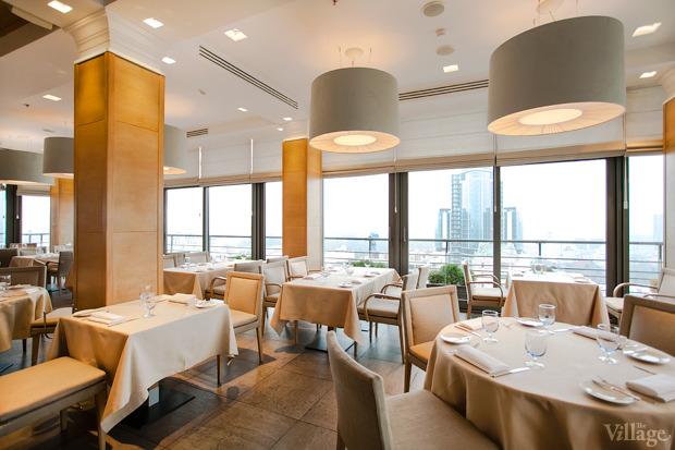Новое место (Киев): Панорамный ресторан Matisse. Изображение № 5.