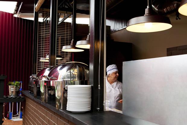 На «Павелецкой» открылость кафе «Хачапури». Изображение № 14.