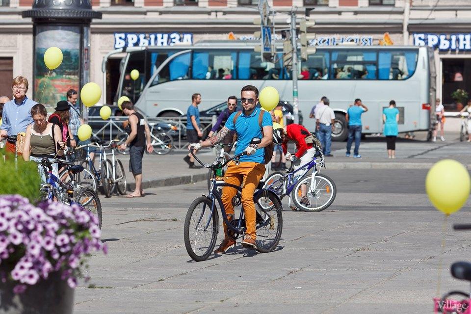 Люди в городе: Участники фестиваля «За велогород». Изображение № 5.