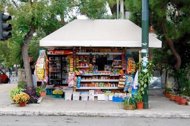 Иностранный опыт: 7 уличных киосков иларьков. Изображение № 1.