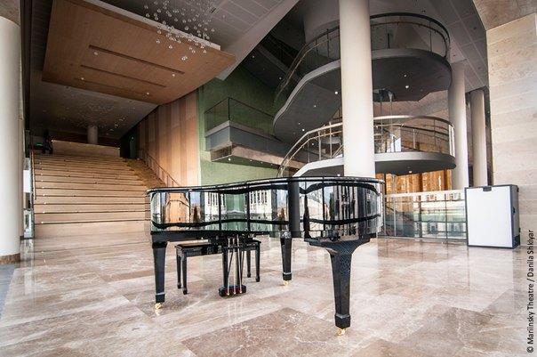 ВМариинском театре будут давать бесплатные концерты классической музыки . Изображение № 1.