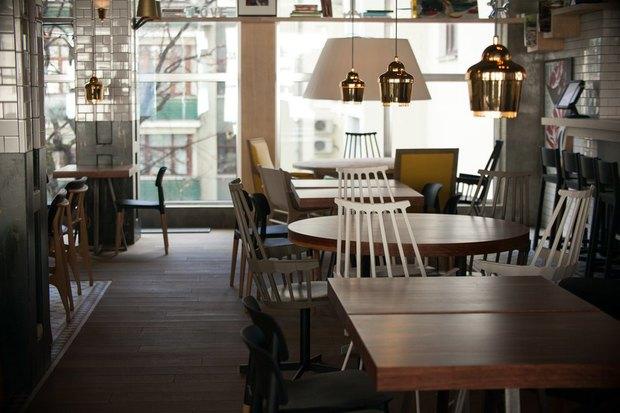 Уильям Ламберти открыл новый ресторан в Москве. Изображение № 1.