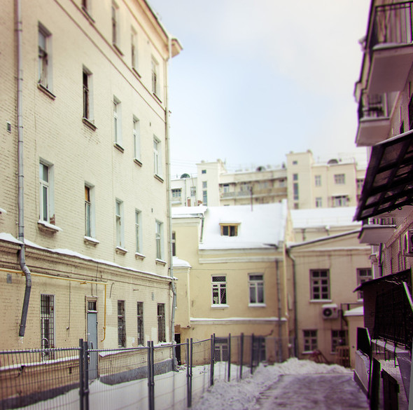 В зоне риска: Усадьба Соколовых-Сибиряковых. Изображение № 23.