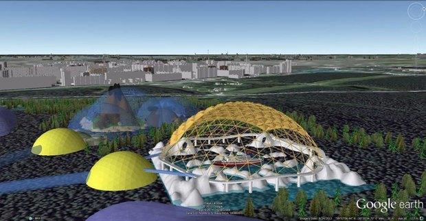 Комитет по инвестициям представил концепцию нового зоопарка. Изображение № 3.