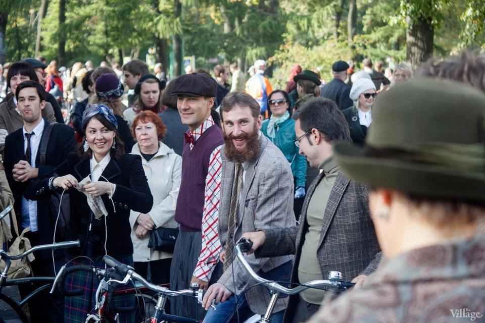 C твидом на город: участники веловояжа в Петербурге о ретро-вещах. Изображение № 24.