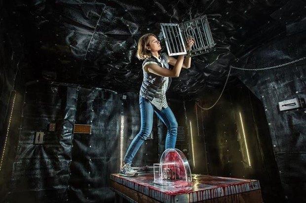 Проект «Клаустрофобия» открывает вПетербурге квест вреальности. Изображение № 1.