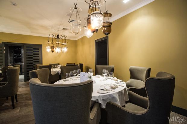 Новое место (Киев): Ресторан Graine de Moutarde. Зображення № 27.