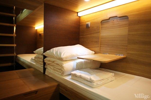 Новое место: Капсульный отель Sleepbox Hotel Tverskaya. Изображение № 5.