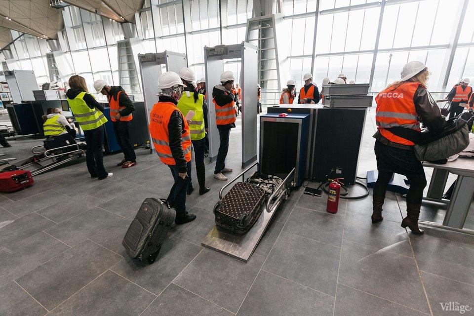Тест The Village: Как работает новый терминал аэропорта Пулково. Изображение № 15.