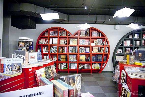 Новое место: Книжный магазин «Москва» на Воздвиженке. Изображение № 1.