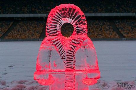 В «Олимпийском» откроют выставку ледяных скульптур. Зображення № 12.