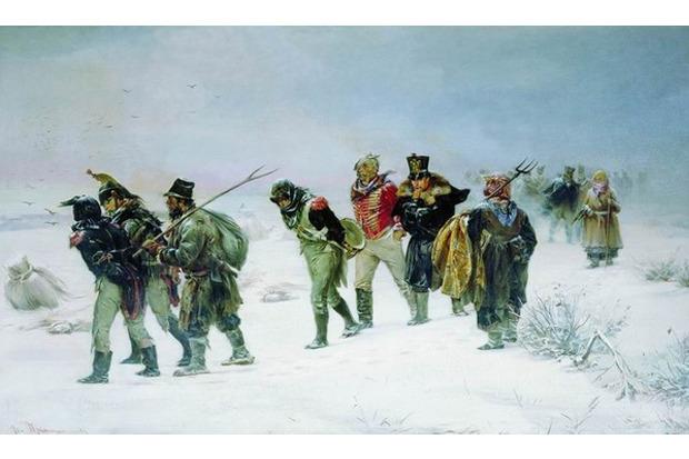 Илларион Прянинишков. «В 1812 году». Изображение № 2.