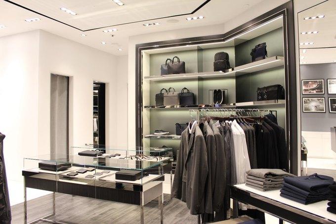 В «Метрополисе» открылся мужской бутик Michael Kors. Изображение № 2.