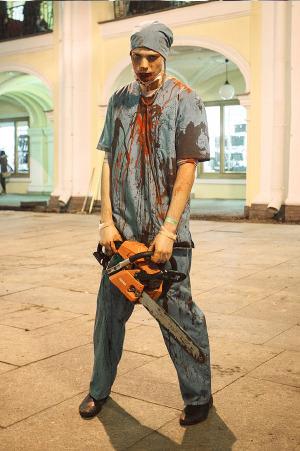 Люди в городе: Хеллоуин вПетербурге. Изображение №7.