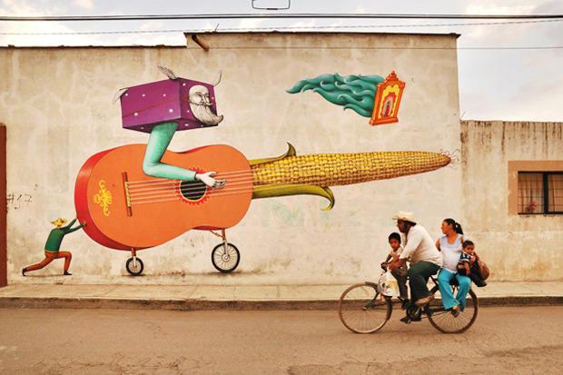 Сан-Педро-Чолула, Мексика. Изображение № 30.