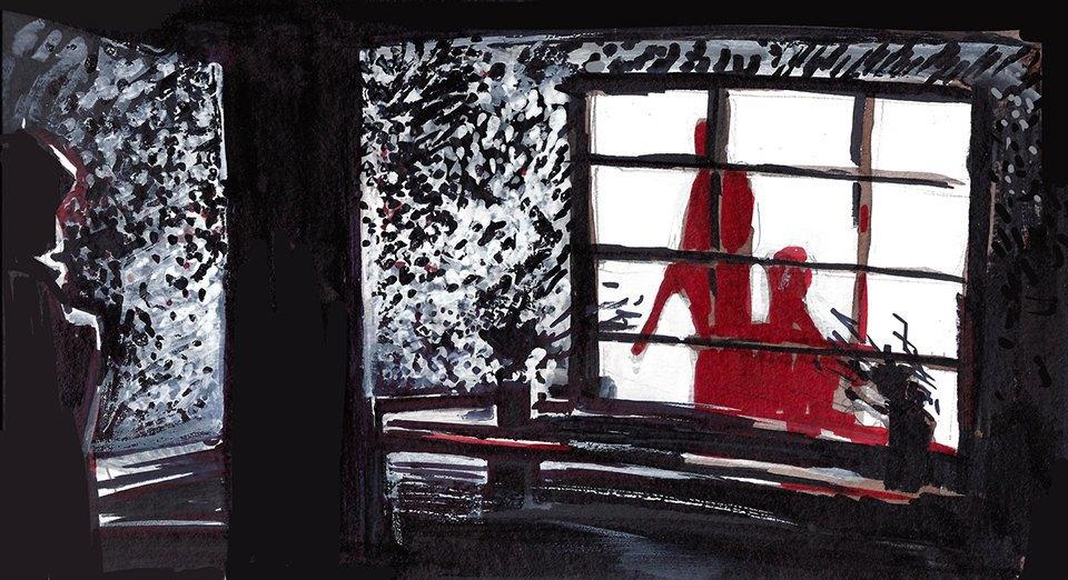 Клуб рисовальщиков: Выставка «Самураи. 47ронинов». Изображение № 4.