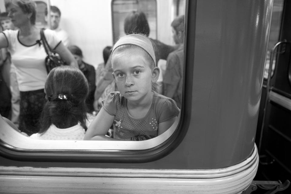 Камера наблюдения: Москва глазами Виктории Ивлевой. Изображение №15.