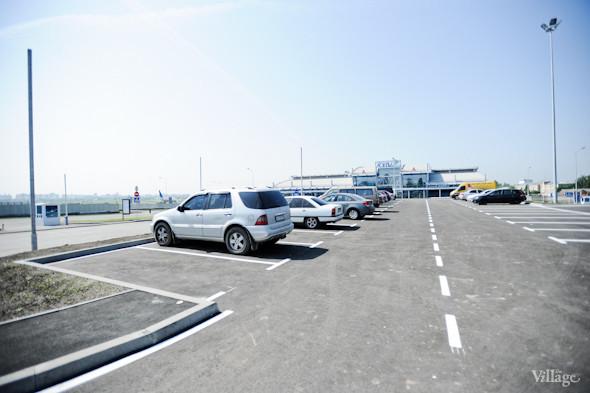 Фоторепортаж: Новый терминал аэропорта Киев — за день до открытия. Зображення № 14.