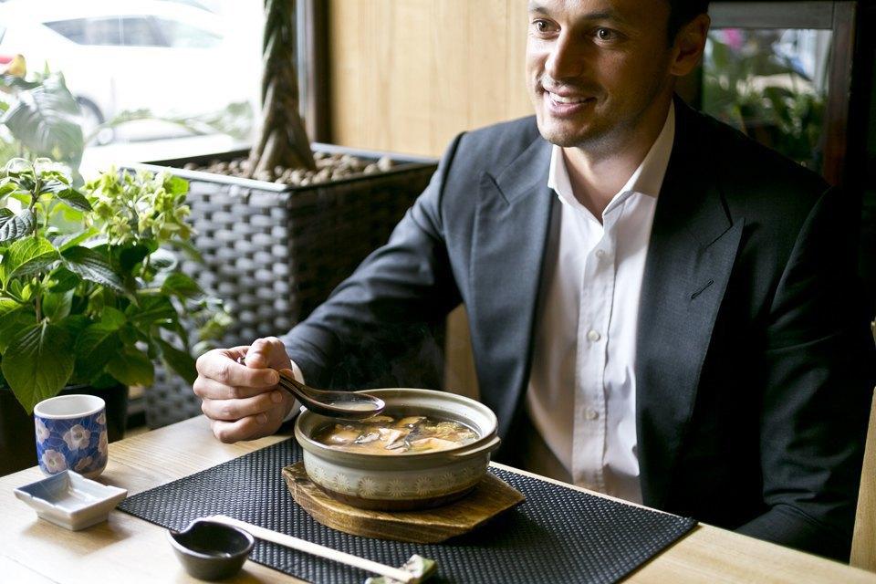 Евгений Дёмин и мисо-суп с лососем. Изображение № 14.