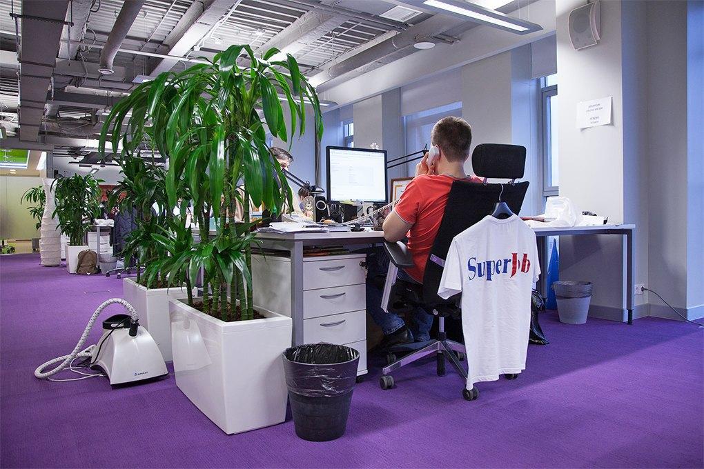 Рабочий стол: Алексей Захаров, Superjob.ru. Изображение № 3.