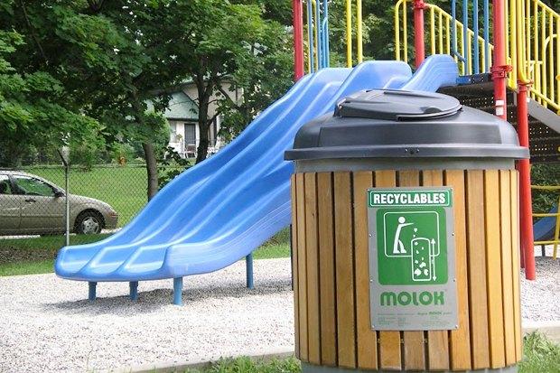 Идеи для города: Системы подземного сбора мусора. Изображение № 4.