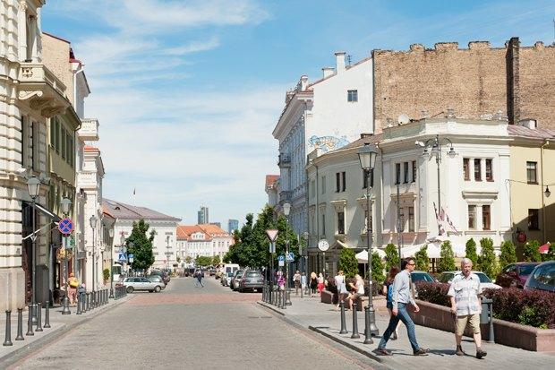 Вильнюс, Литва. Фото: Irina Burmistrova / Shutterstock.com. Изображение № 9.