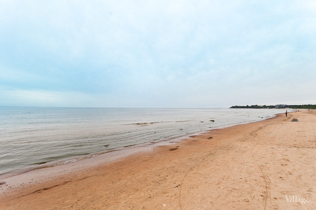 Гид по пляжам в городе и на заливе. Изображение №9.