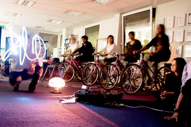 Идеи для города: Велосипедные кинотеатры вВеликобритании. Изображение № 5.