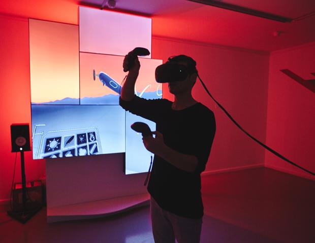 VR-инсталляция для рисования. Изображение № 23.