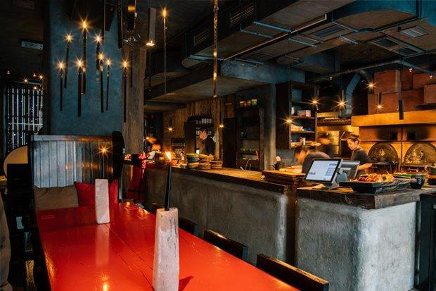 Ресторан «Северяне», фан-кафе «Красти Краб» и еда для хладнокровных в Monster Hills. Изображение № 1.
