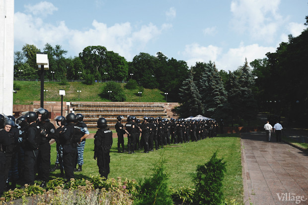 Copwatch: Действия милиции возле «Украинского дома». Зображення № 7.